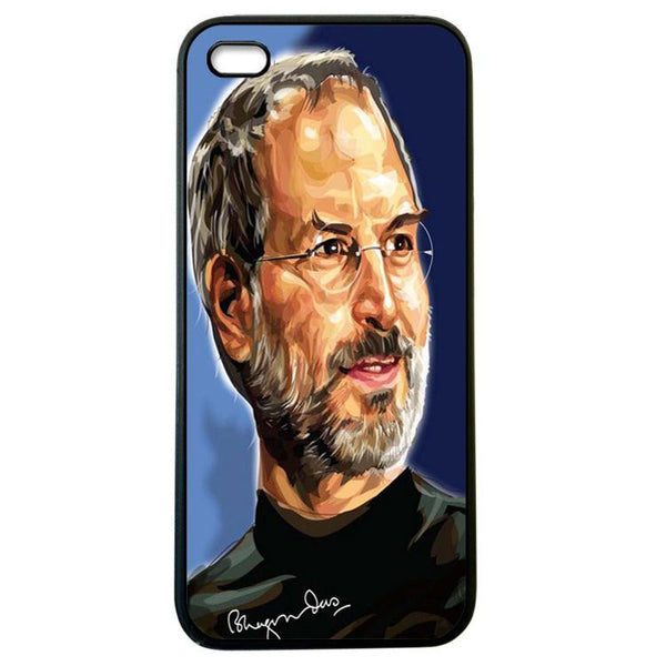Steve Jobs visionary iphone 5 Case Cover