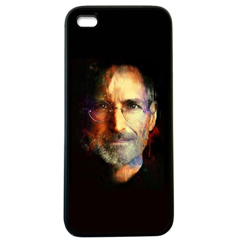Steve Jobs Future  iphone 5 Case Cover
