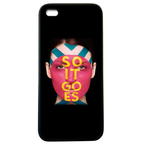 So it Goes iphone 5 Case Cover