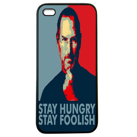 There is only one Steve Jobs iphone5 Case Cover