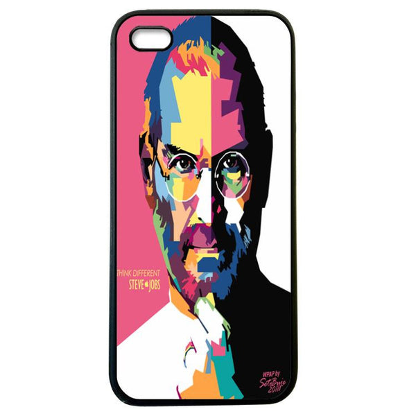 Think Different Jobs iphone5 Case Cover