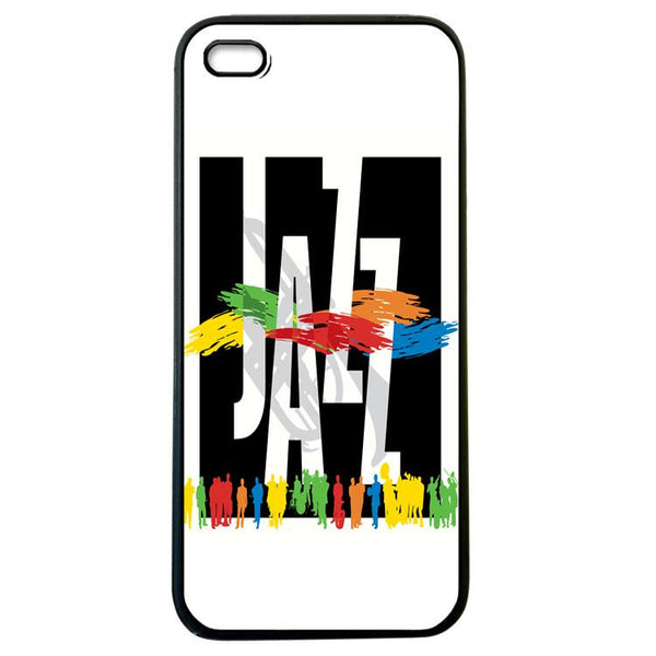 Jazz Logo iphone5 Case Cover