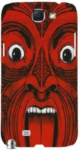 "Aztec Face "" For Samsung -Note-3 Case Cover"