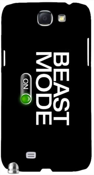 "Beast Mode - on "" For Samsung -Note-3 Case Cover"