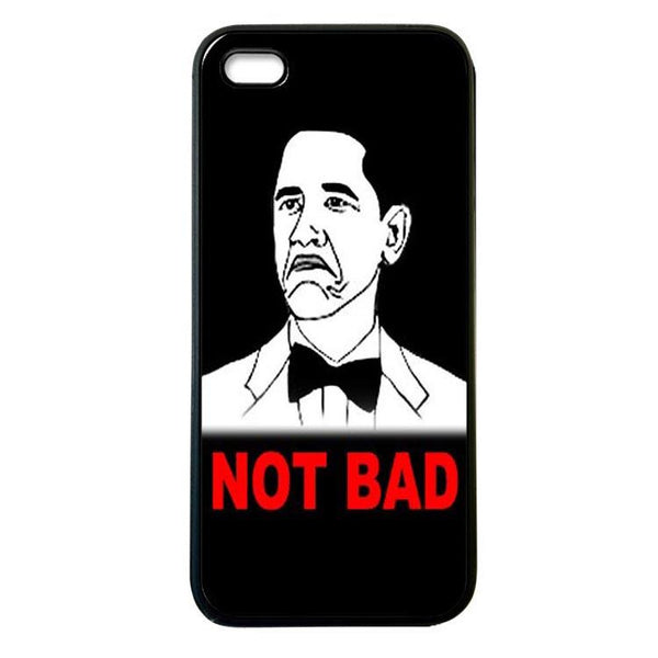 Barack Obama - NOT BAD iphone 4 Case Cover