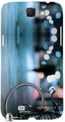 "Bicycles Digital Art "" For Samsung -Note-3 Case Cover"