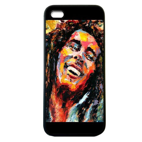 Music Hits you ! Bob Marley iphone5 Case Cover