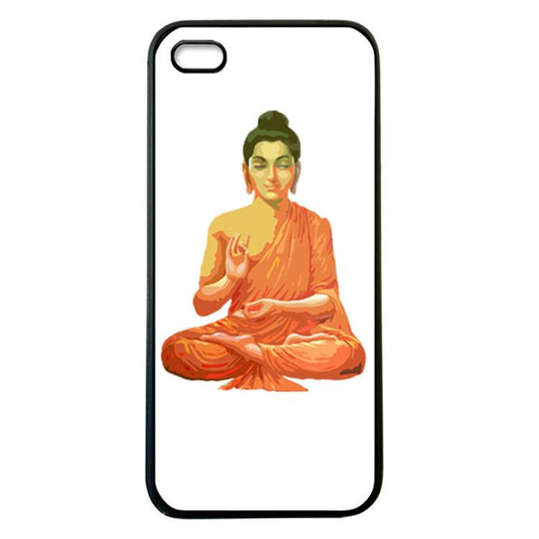 Buddha for Peace White iphone5 Case Cover