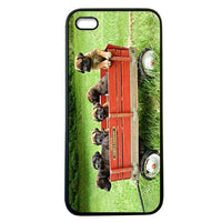 Puppy's Day out iphone5 Case Cover