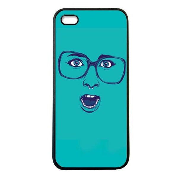 Shocker Face iphone5 Case Cover