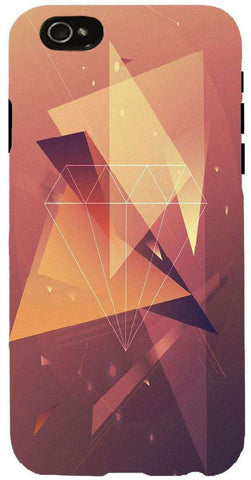 Snoogg  Abstract Design Case Cover For Apple Iphone 6+