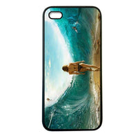 She makes her way iphone5 Case Cover