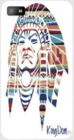 Red Indian  For Blackberry Z10H
