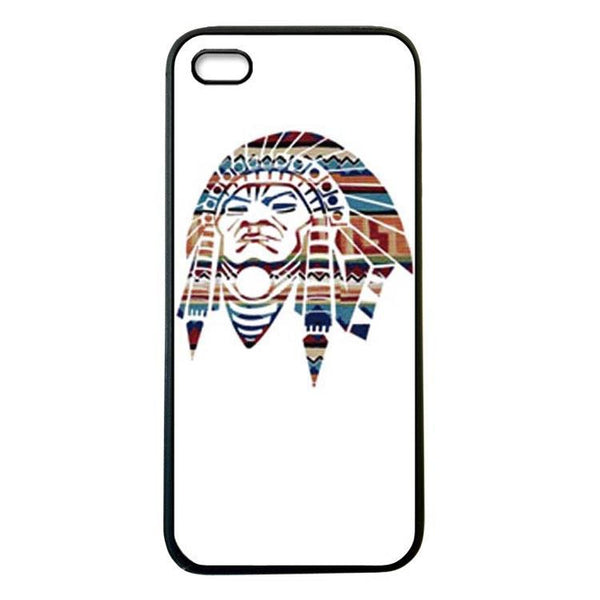 Red Indian  iphone5 Case Cover