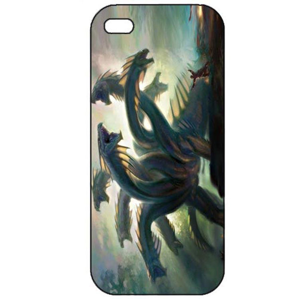 Multi Head Dragons iphone5 Case Cover