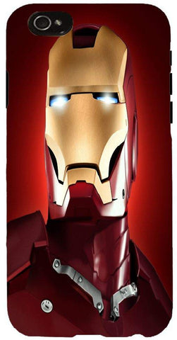 Snoogg  Did U Say Tony Stark ? Case Cover For Apple Iphone 6+