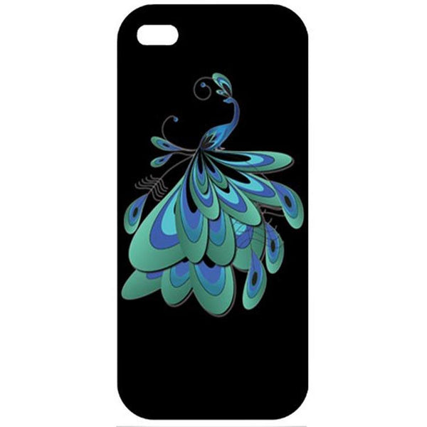 Peacock Feather iphone5 Case Cover