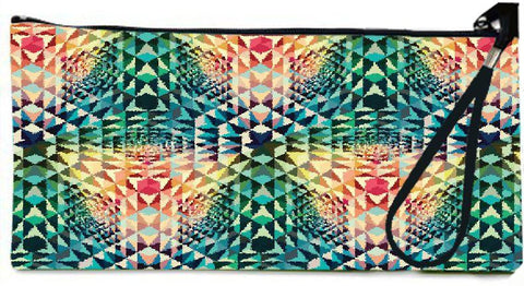 Snoogg mosaic 2660 Wallet Clutch Pouch