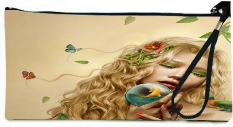 Snoogg mother nature 2661 Wallet Clutch Pouch