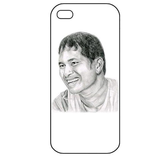 Sachin Sketch iphone 4 Case Cover