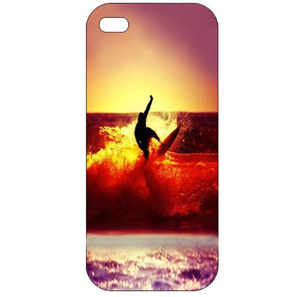 Surfer Style iphone 4 Case Cover