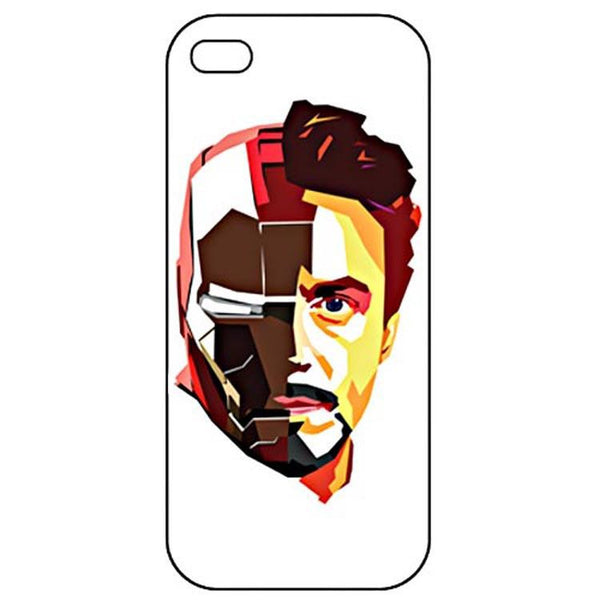Tony Stark is Iron Man iphone5 Case Cover