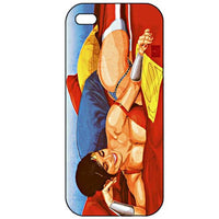 Wonder Womans Super Night iphone5 Case Cover