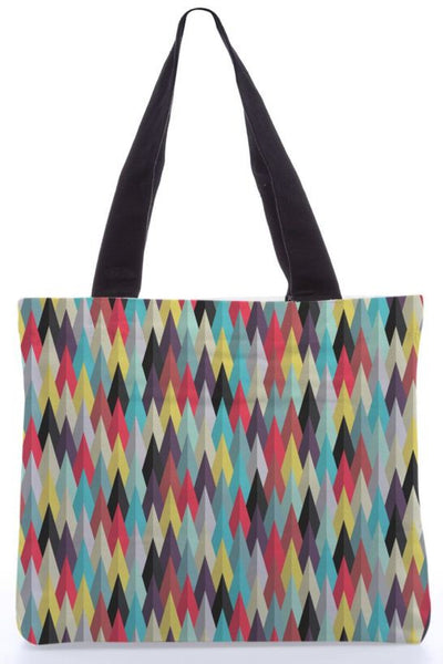 Aztec pattern Digital Ray Bag