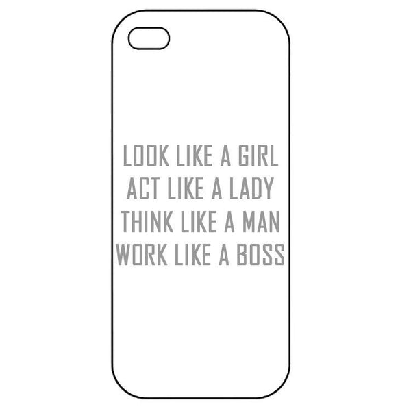 Lady Mantra Iphone 5