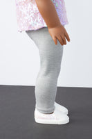 Light Gray Leggings - American Girl Doll Clothes