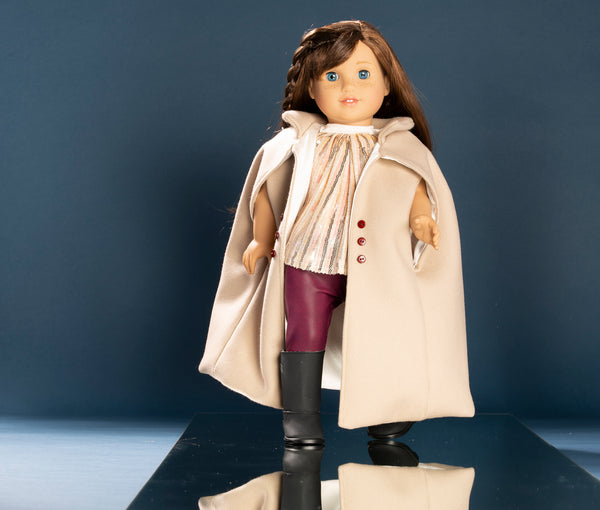 Travel & Landing - Designer clothing for American Girl Dolls