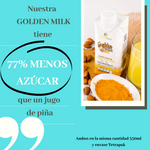 Paquete MIXTO 30 Cápsulas+ 12 Golden Milk - Golden Milk Vida Yang
