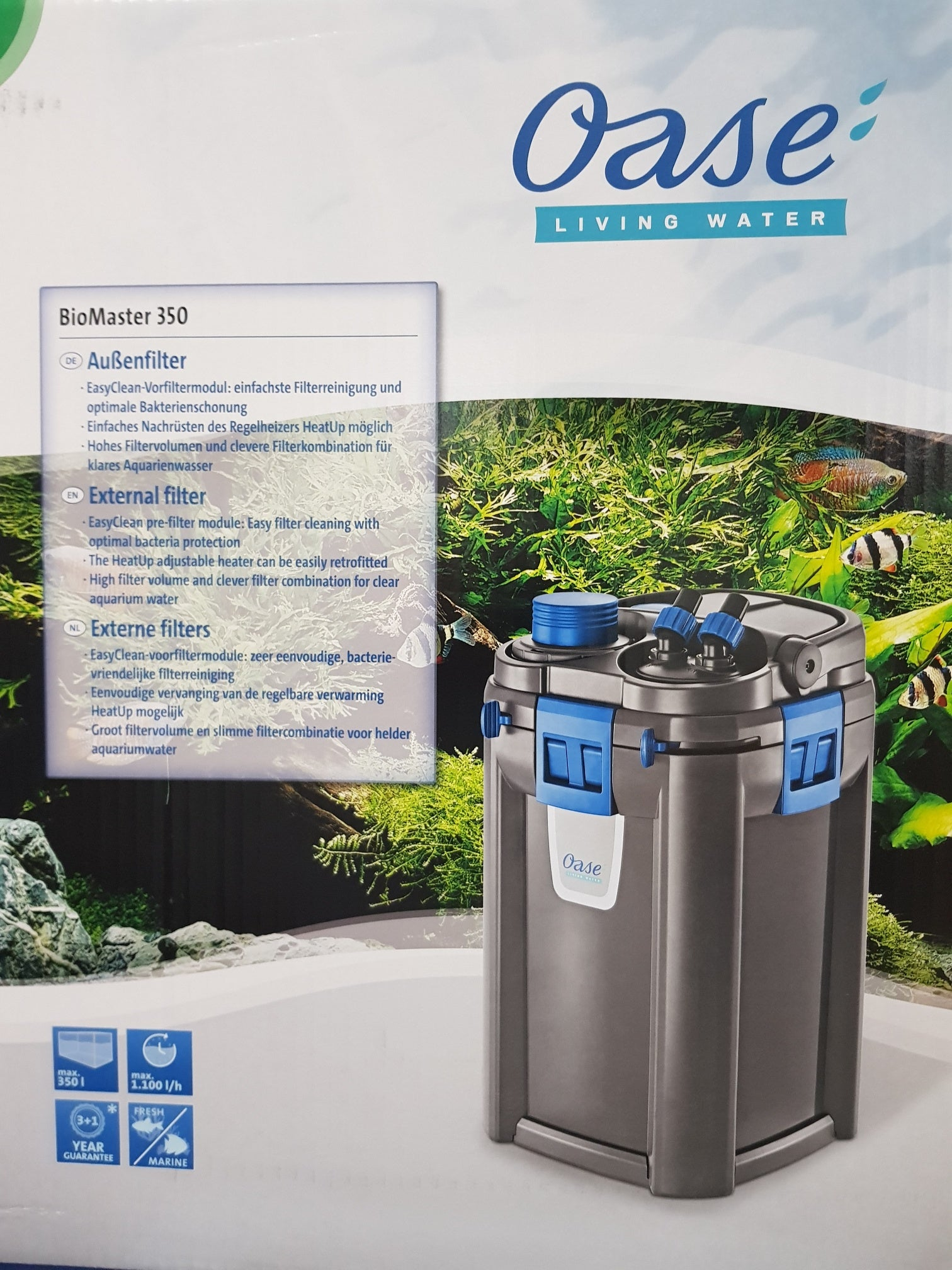 Oase Biomaster canister filters now available in store or at our online store
