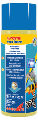 New Sera Toxivec 500ml