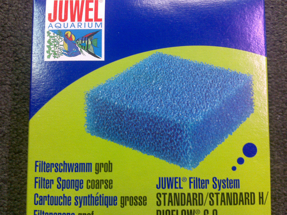 New Juwel Aquarium Standard Sponge and pad Set