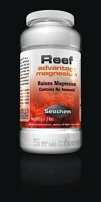 New Seachem Reef Advanced magnessium 300g