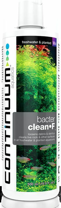 Continuum Bacter Clean F 500ml ,  the best plant supplements on the market !
