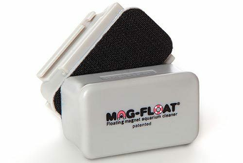 New Small Magfloat Magnetic Aquarium Glass cleaner, Best on the market by far!