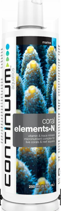 Continuum Coral Elements N 250ml Bottle.
