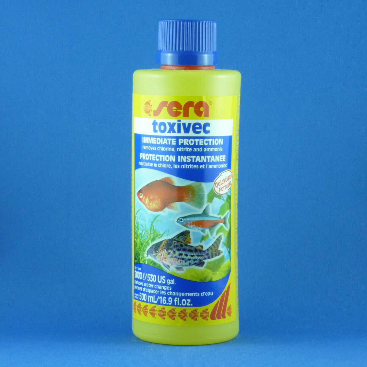 New Sera Toxivec 500ml to protect your fish!