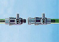 New Eheim 16/22 Double tap set 4005410 to suit 16/22 Eheim hose 2217 2250 2260