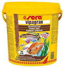Sera Vipagran 3kg Tropical granule fish food