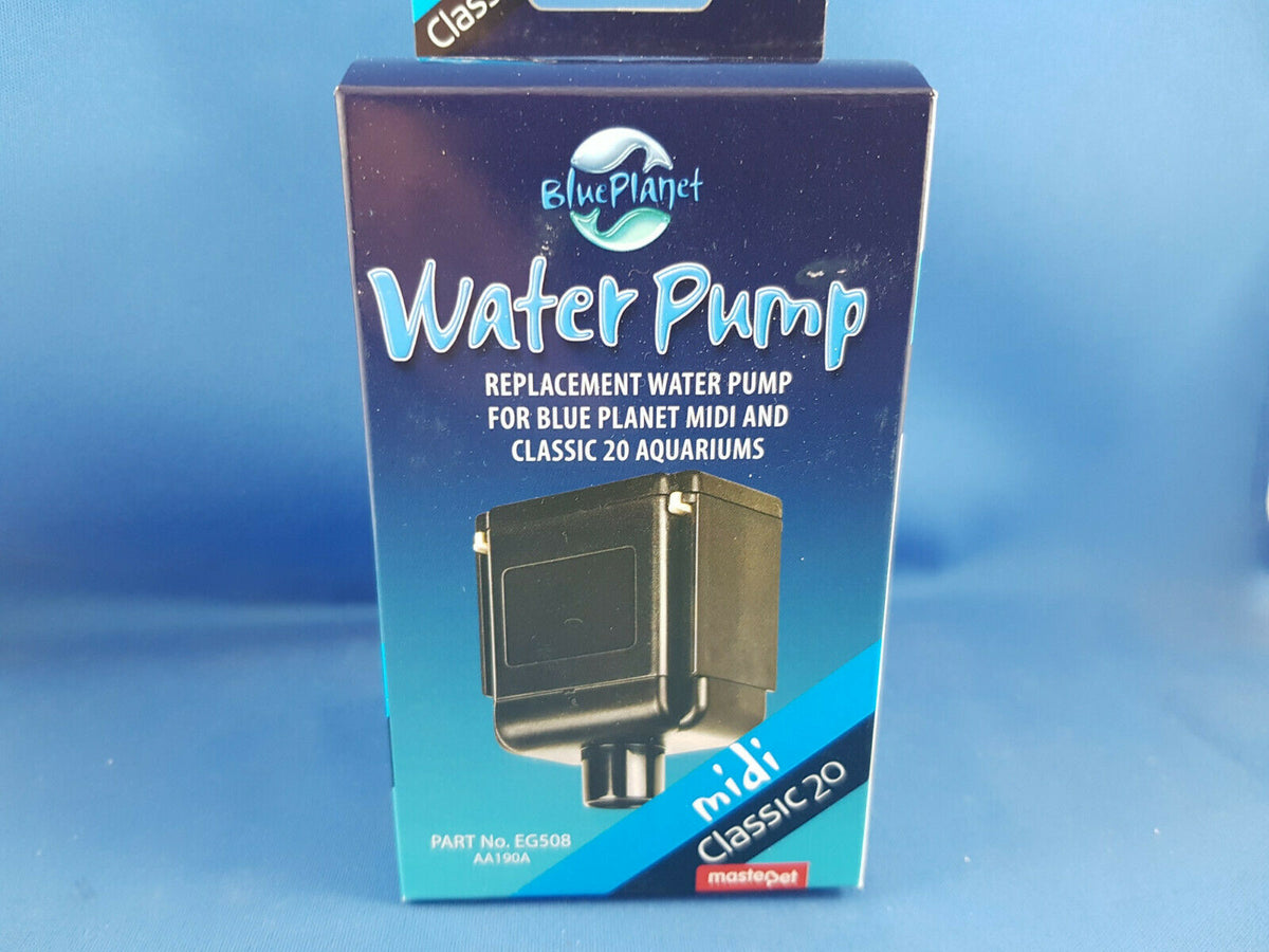 Blue Planet Midi  pump to suit Hexy Midi, Betta Plus, Delta & Classic 20 EG508