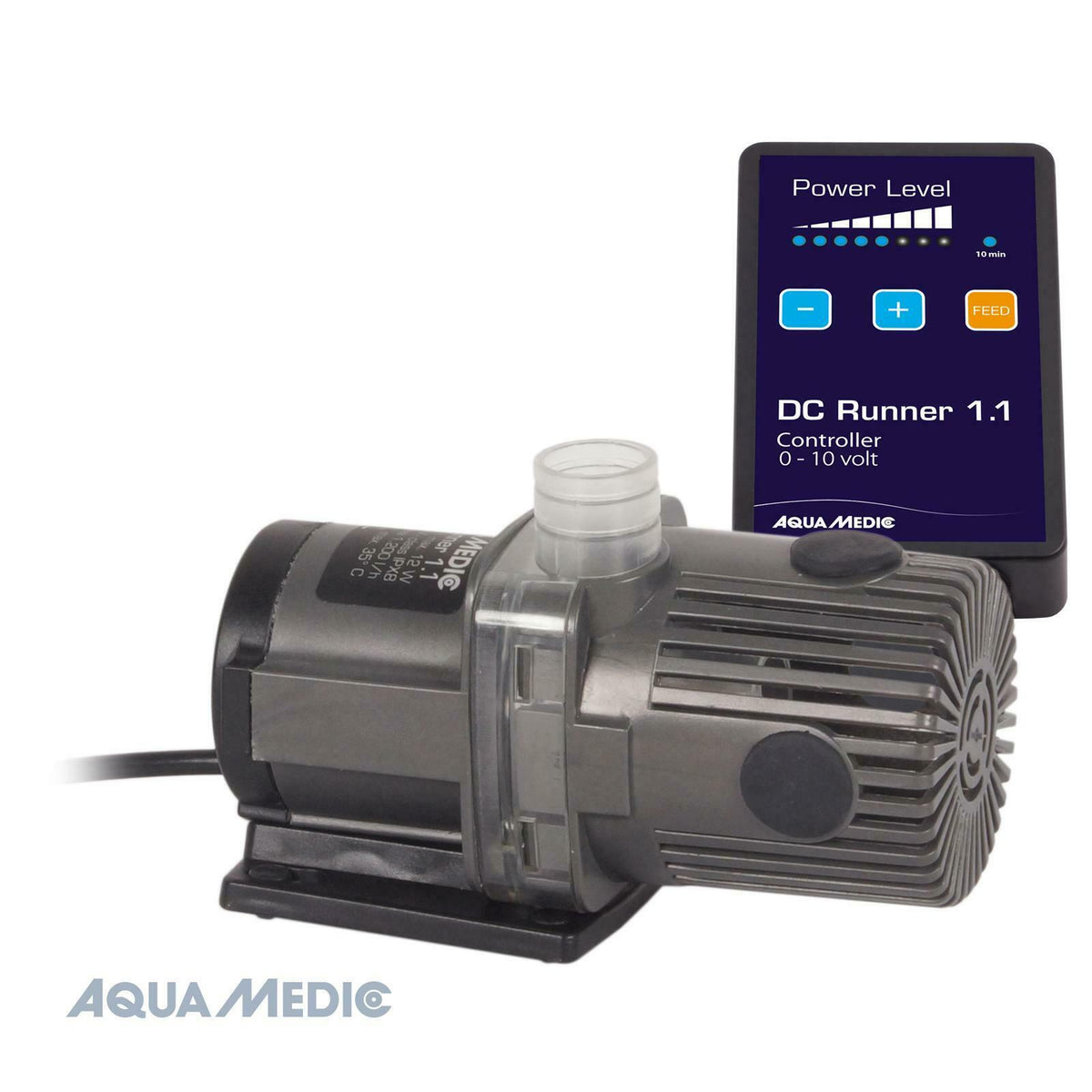 New Aquamedic Evo 1000 Protein Skimmer for marine aquariums, can hang on too