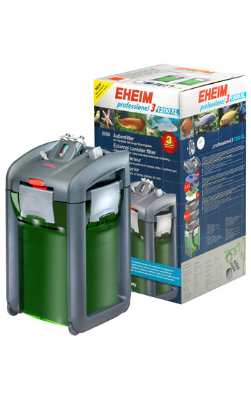 New Eheim 2180 Thermal 1200XLT external filter