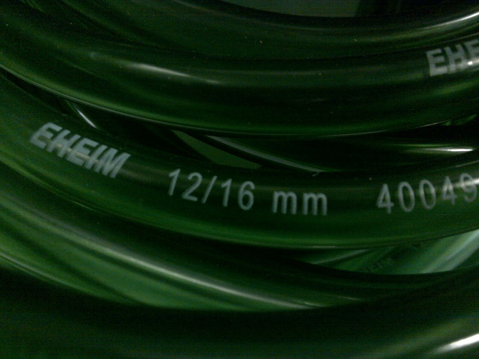 New Eheim 12/16 hoses 1 metre length