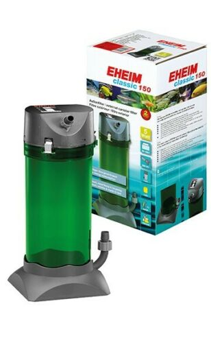 New Eheim External 2211 150 with Biological media