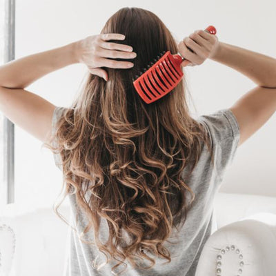 Are you brushing your hair wrong?