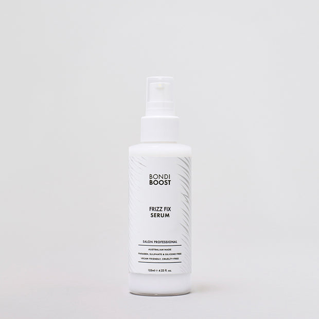 Frizz Fix Serum - Smooth frizz + boost shine