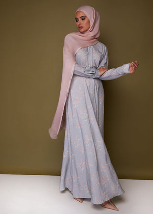 Snapdragon Maxi Dress by Aab